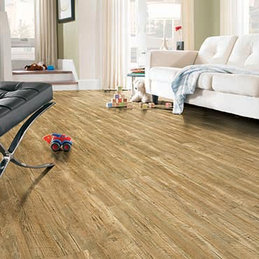US Floors Coretec Luxury Vinyl Tile | Spiceland, IN