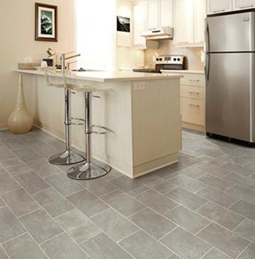 Tarkett Sheet Vinyl Flooring in Spiceland, IN